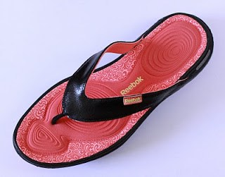 f90c1130a81bb5 Reebok Easy Tone Sandals - A Sparkle of Genius