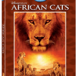 African Cats on DVD & Blu-ray 10/4/11!