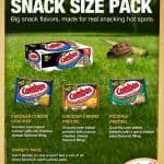 """Combos """"Snack Size"""" REVIEW!"""