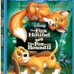 THE FOX AND THE HOUND 2-MOVIE COLLECTION on BluRay & DVD