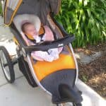 Jeep® Overland Limited Jogging Stroller review and GIVEAWAY
