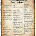 """Talk Like a Pirate Day""  Pirates of the Caribbean On Stranger Ties"