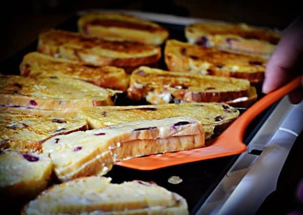 Super Stuffed French Toast!! *Recipe*