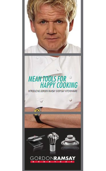 Introducing Gordon Ramsay Everyday Kitchenware at Kmart AND coupon!!