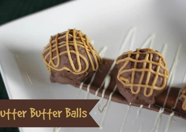 Yummy Nutter Butter Balls Recipe