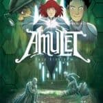 AMULET Book Four: The Last Council By Kazu Kibuishi Review and Giveaway 5 WINNERS!