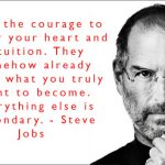 In the memory of a great man! Great Inspirational Steve Jobs Quotes!