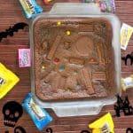 Trick or Treat Brownie Recipe