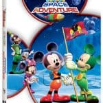 Mickey Mouse Clubhouse Space Adventure DVD Review