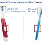 Arm & Hammer Spinbrush makes a PERFECT stocking stuffer!