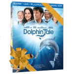 Dolphin Tale Blu-Ray Giveaway