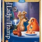 LADY AND THE TRAMP DIAMOND EDITION on Blu-ray 2/7/12