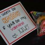 Krabby Patties Valentines! *free printable*