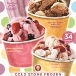 Cold Stone Frozen Yogurt Gift Card GIVEAWAY!!