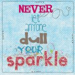 Your Sparkle Quote