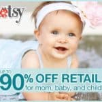$50 Totsy.com GIVEAWAY! Up to 90% off Retail for mom, baby and child!