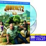 Journey 2 The Mysterious Island Blu-ray Review