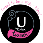 Tips and Advice to help your Daughter through her monthly inconveniences. #KotexMom