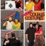 Adorable Adult Couple Costumes for Halloween Parties