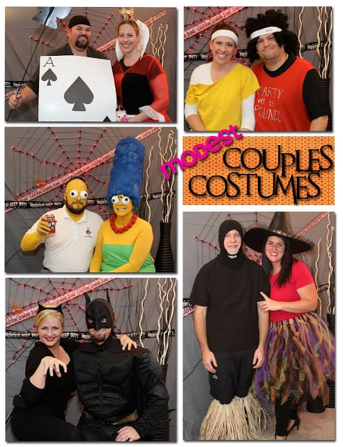 Adult Couple Costumes
