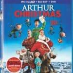 Arthur Christmas- Perfect Family Friendly Holiday Movie!