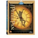 Disney Peter Pan Diamond Edition is available now on Blu-ray Combo!