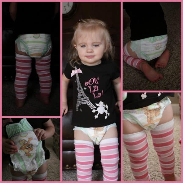 HUGGIES® Little Movers Slip-On® Diaper Pants #FirstFit