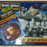 May the FOURTH be with you! ANGRY BIRDS STAR WARS® AT-ATTM ATTACK BATTLE GAME Review and GIVEAWAY!