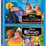 Disney The Emperor's New Groove 2 Movie Collection on Blu-Ray Now!  Check out our review!