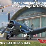Fun PLANES Father's Day E-Card & Activity #DisneyPlanes