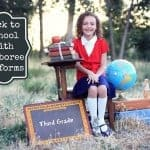 Back to School with Gymboree Uniforms