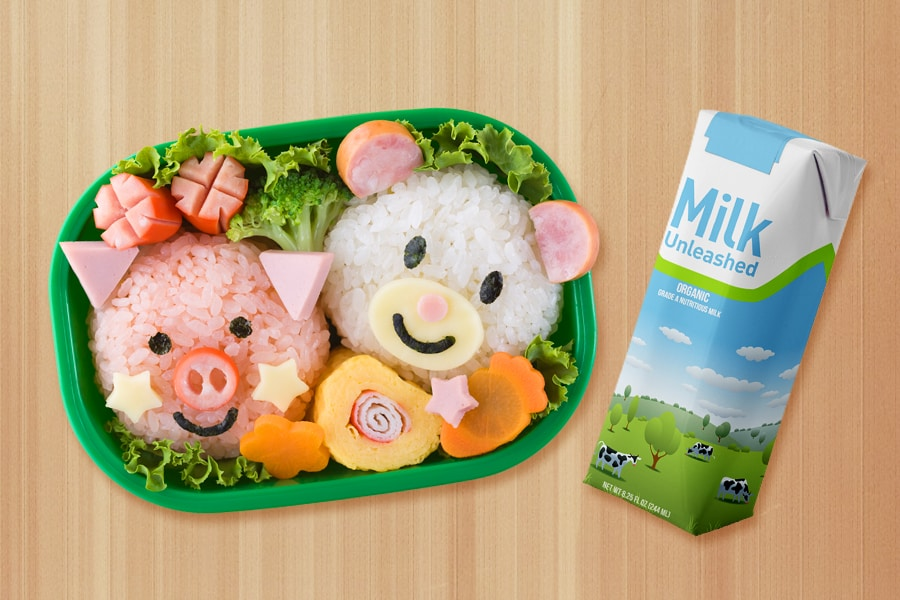 Does Your Child's Lunchbox Need a Healthy Makeover? Contest