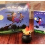 Room on the Broom Review and Giveaway
