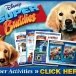 Disney's Super Buddies Blu-ray Review and Giveaway!
