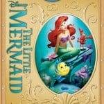 THE LITTLE MERMAID Diamond Edition 2-Disc Blu-ray+DVD Combo Pack Giveaway