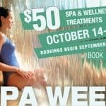 Hey Moms!  Check out the $50 Fall Spa Week Event!