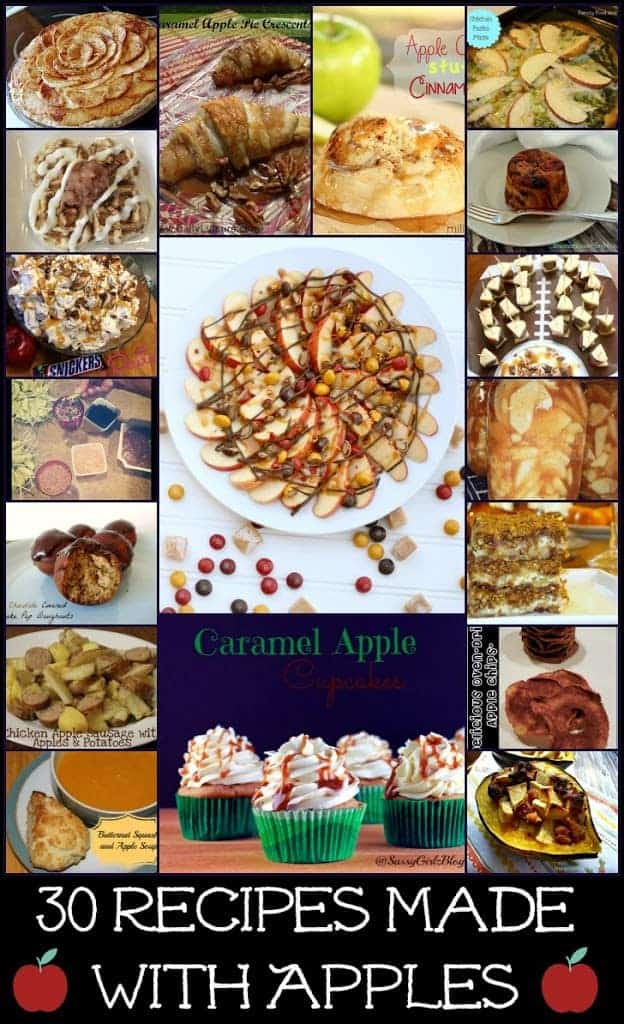 recipes made with apples