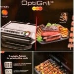 T-fal OptiGrill- The perfect solution for meeting your Winter grilling needs!
