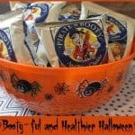 Pirate's Booty- Booty-ful and Healthier Trick or Treating!