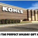 Finding the Perfect Holiday Gift at #Kohls