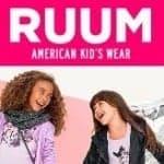 RUUM American Kids Wear November newsletter!