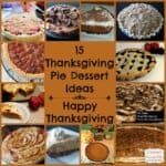 15 Thanksgiving Pie Recipes