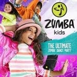 Holiday Gift Guide- Zumba Kids Wii Review