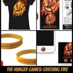 THE HUNGER GAMES: CATCHING FIRE Giveaway!