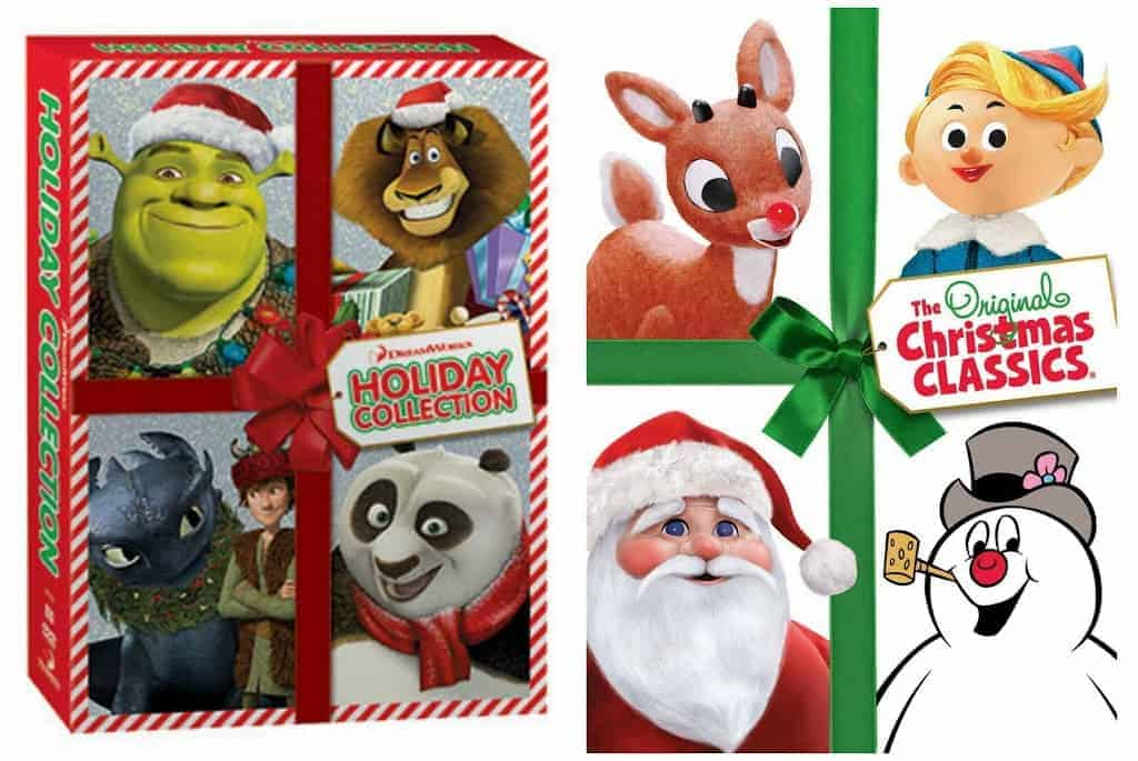 holiday gift guide original christmas classics and dreamworks holiday collection and recipe round up a sparkle of genius - Original Christmas Classics