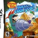 Holiday Gift Guide: Phineas and Ferb: Quest for Cool Stuff Nintendo 3DS Review