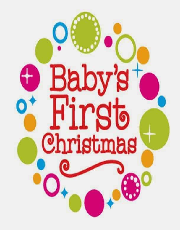 "Visit the Baby's First Christmas in store event at Babies ""R"" Us' on December 7th #BRUChristmas"