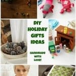 Six Handmade with Love Holiday Gift Ideas