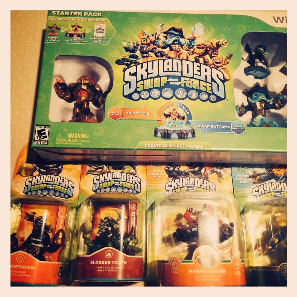 Holiday Gift Guide Skylanders SWAP Force