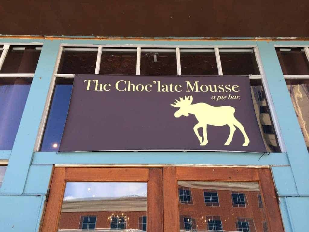 The Choc'late Mousse Pie Bar- Provo, Utah